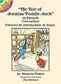 Little Tale of Jemima Puddle Duck in French Coloring Book LHistoire de Jemima Cane de Flaque