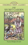 The Secret Garden (Dover Children's Thrift Classics) Cover