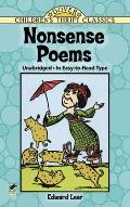 Nonsense Poems Dover Childrens Thrift