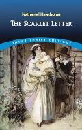 The Scarlet Letter (Dover Thrift Edition) Cover