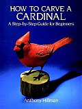 How To Carve A Cardinal