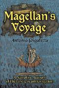 Magellan's Voyage: A Narrative Account of the First Circumnavigation (Dover Books on Travel, Adventure)