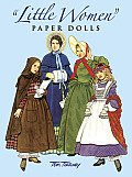 Little Women Paper Dolls (Paper Dolls)