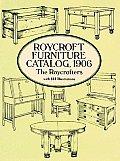 Roycroft Furniture Catalog 1906 With 144