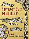 Northwest Coast Indian Designs (Dover Design Library)