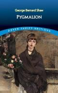 Pygmalion (Dover Thrift Editions) Cover
