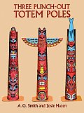 Three Punch Out Totem Poles