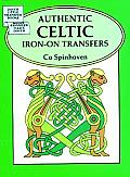 Authentic Celtic Iron On Transfers