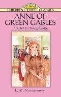 Anne Of Green Gables Easy To Read Type