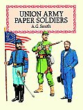 Union Army Paper Soldiers (Models & Toys)