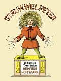 Struwwelpeter in English Translation Cover