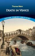 Death in Venice (Dover Thrift Editions) Cover