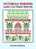 Victorian Borders Laser Cut Plastic St