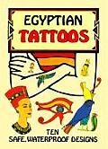 Egyptian Tattoos (Temporary Tattoos)