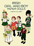 Irish Girl & Boy Paper Dolls