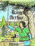 King Arthur Coloring Book