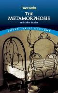 The Metamorphosis and Other Stories (Dover Thrift Editions) Cover