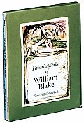 Favorite Works of William Blake / Three Volumes (94 Edition)