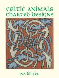 Celtic Animals Charted Designs (Dover Needlework) Cover