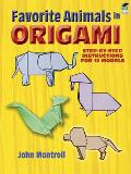 Favorite Animals in Origami (Origami)