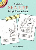 Invisible Sea Life Magic Picture Book (Dover Little Activity Books)