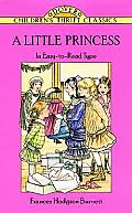 A Little Princess (Dover Children's Thrift Classics) Cover