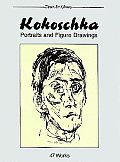 Kokoschka Portraits & Figure Drawings