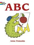 Abc Dover Beginners Activity Books