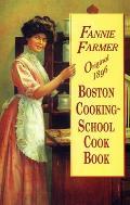 Original 1896 Boston Cooking School Cook Book