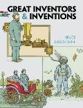 Great Inventors and Inventions Cover
