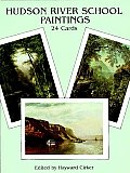 Hudson River School Paintings: 24 Cards (Card Books)