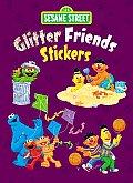 Sesame Street Glitter Friends Stickers