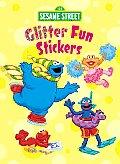 Sesame Street Glitter Fun Stickers