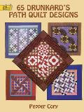 65 Drunkards Path Quilt Designs