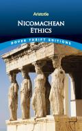 Nicomachean Ethics (Dover Thrift Editions) Cover