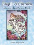 Angels and Cherubs Stained Glass Pattern Book
