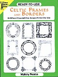 Ready To Use Celtic Frames & Borders