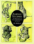 Animal Studies 550 Illustrations of Mammals Birds Fish & Insects