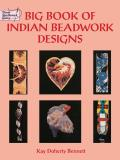 Big Book of Indian Beadwork Designs (Dover Needlework) Cover