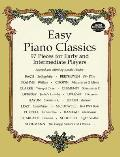 Easy Piano Classics 104 Pieces for Early & Intermediate Players