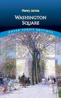 Washington Square (Dover Thrift Editions) Cover