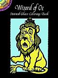 Wizard of Oz Stained Glass Coloring Book (Dover Little Activity Books)