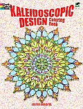 Kaleidoscopic Design Coloring Book (Coloring Books) Cover