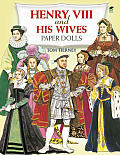 Henry VIII & His Wives Paper Dolls