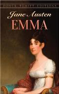 Emma (Dover Thrift Editions)