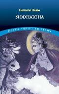 Siddhartha (Dover Thrift Editions) Cover