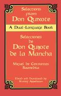 Selections from Don Quixote (Dual-Language) (Dual-Language Book) Cover