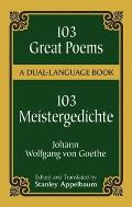 103 Great Poems (Dual-Language) (Dual-Language Book)