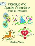 Holidays and Special Occasions Iron-On Transfers
