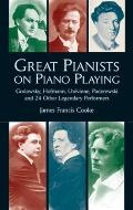 Great Pianists on Piano Playing Godowsky Hofmann Lhevinne Paderewski & 24 Other Legendary Performers